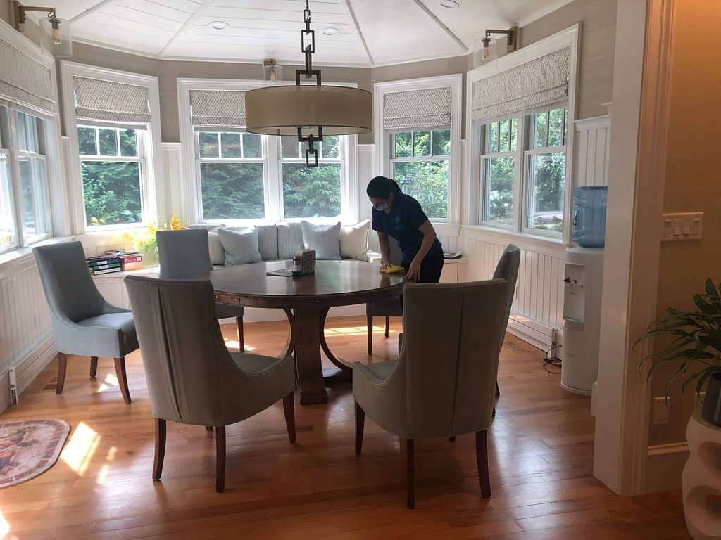 Onix Maid Service near Brookline Ma - Residential Cleaning Services