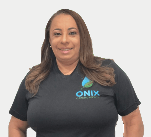 Maria DeSouza Owner Onix Cleaning Service