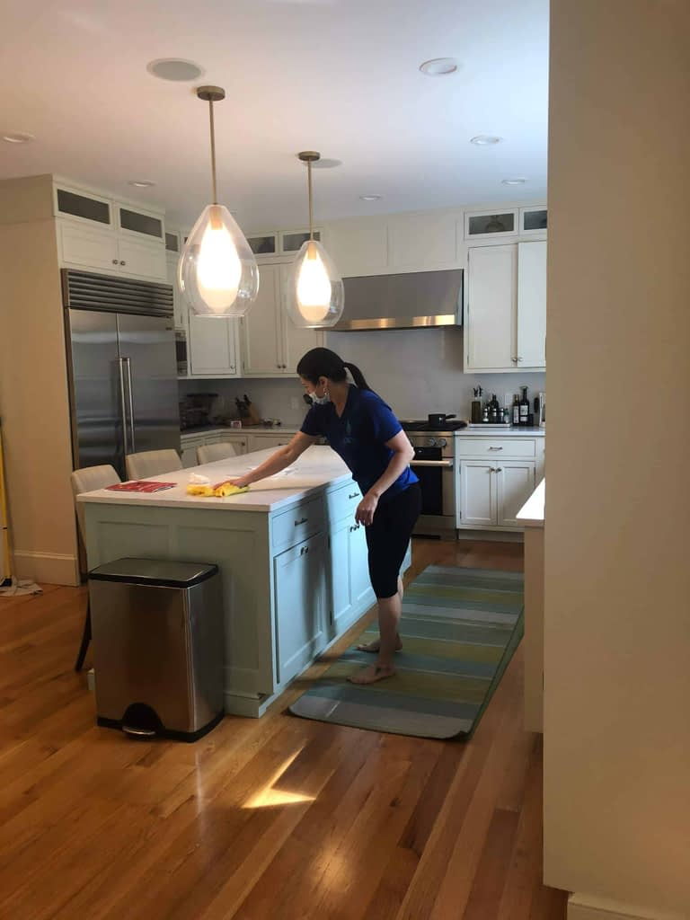 Onix Move in cleaning near West Broadway, Seaport District, Boston Ma - Deep Cleaning House