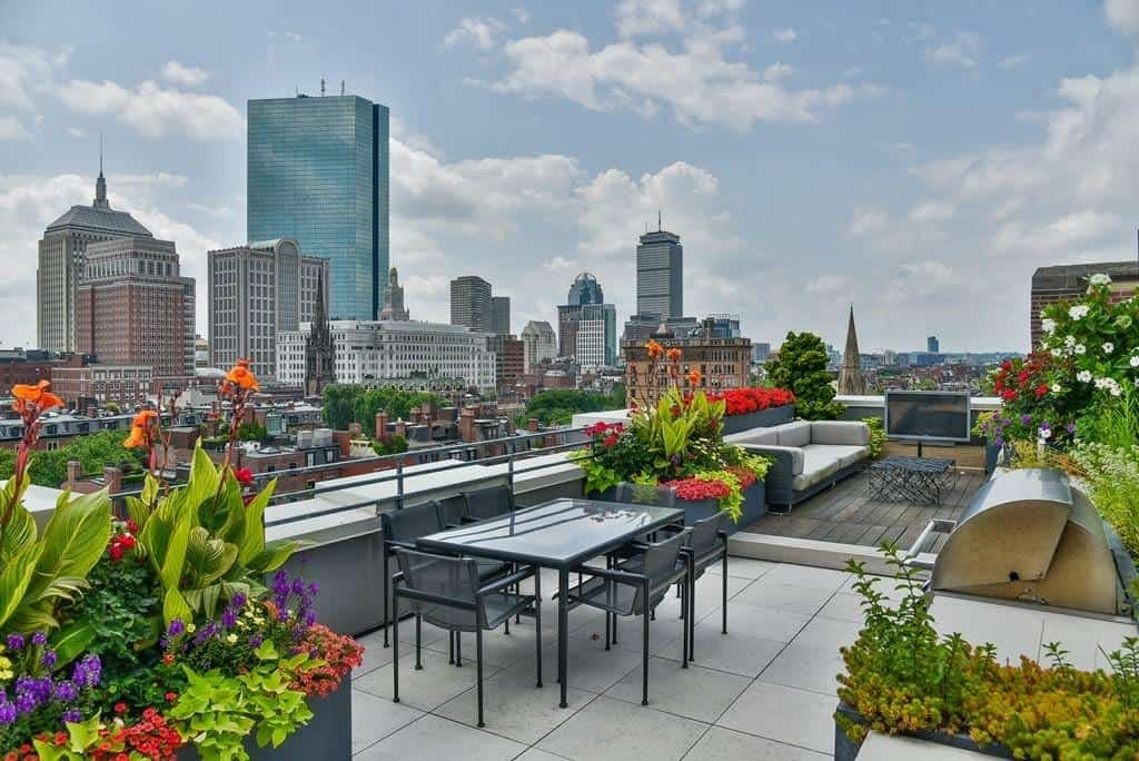 Penthouse Roof Deck House Cleaner Boston ma